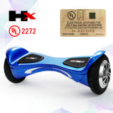 Bluetooth Hoverboard를 가진 높은 Trafficability 2 바퀴 스쿠터