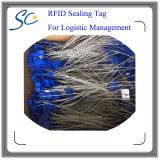 Tag passivo do selo de 13.56MHz RFID para a gerência do armazém