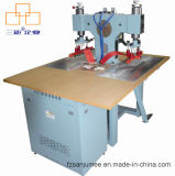 Máquina de alta frecuencia de la prensa del calor del deslizador de EVA/PVC