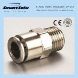 Conetor rápido do compressor de ar do metal da alta qualidade
