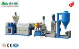 PP / PE película de material plástico suave de la máquina de peletización