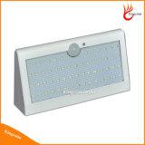 Bewegungs-Fühler-Solarlampe der neuen Solardes licht-57LED Solarim freienlampen-wasserdichte PIR für Garten-Dekoration