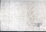 家具またはキャビネットまたはドアの熱い積層物または真空の膜ののための木製の穀物PVC Decoホイル出版物Bgl019-024