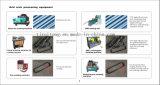 Macchina di taglio del fascio idraulico dell'oscillazione