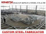 Estructura de acero galvanizada para la percha/el almacén/la fábrica/el edificio/el taller para la exportación