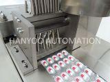 Productos médicos de la cápsula de la tableta Máquina de embalaje automática de la ampolla del PVC del Alu Alu / del Alu