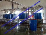 Macchina di rifornimento asettico & sistema del materiale da otturazione per l'ostruzione ed il succo di frutta