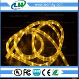 Del collegare ad alta tensione IP65 indicatore luminoso rotondo della corda di verticale LED Christmas2