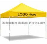 10*10FT хлопают вверх шатры с шатром изготовленный на заказ печатание логоса складным
