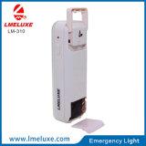 5W iluminación recargable de la emergencia LED