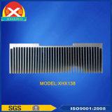Aluminiumkühler-Aufsatz-Form-starker Flosse-Kühlkörper