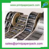 広告のためのカスタマイズされたステッカーの印刷の昇進のステッカー