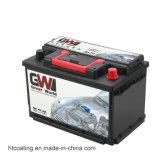DIN56638 12V 66ah wartungsfreie Automobilbatterie