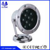 水泳のプールのためのマルチカラーIP68 3W LED水中ライト