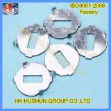 Beste Qualitätsbefestigungsteil-rundes Metall, das Teil (HS-MT-0028, stempelt)