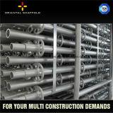 La alta calidad aprisa instala el andamio de acero galvanizado Ringlock