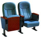Silla azul del cine del asiento de la conferencia del asiento del teatro