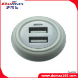 Mobile Phone UK Plug Dual USB Travel Charger Adapter