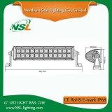 13inch 72W E-MARK luz LED Bar Drving campo a través SUV Jeep coche del barco carro 12V 24V