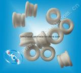Guía de cerámica del remache del alúmina de cerámica Grooved de los remaches el 99% de la materia textil