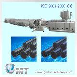 Línea fácil de la protuberancia del tubo del Dual-Hilo del PVC de la máquina del estirador de la operación