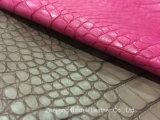 Schlange Belüftung-Leder mit Kissen/Dame Bags/Mappe und Möbel