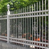 Cerca de aluminio hermosa para la casa moderna