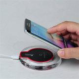 Accessoires sans fil de téléphone mobile de chargeur de téléphone de côté de pouvoir