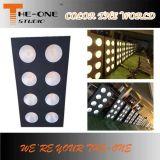 도매 8X100W 옥수수 속 LED 매트릭스 곁눈 가리개 빛