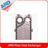 Material del Ti de la placa AISI304/316 del cambiador de calor de la placa de Gea Vt20 Vt20ht