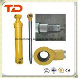 Cilindro do petróleo do conjunto do cilindro hidráulico do cilindro do crescimento de Hitachi Zx330 para peças sobresselentes do cilindro da máquina escavadora da esteira rolante