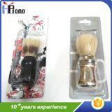 Spazzola di rasatura di alta qualità con la maniglia di plastica