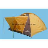 4 Personeniglu-doppelte Schicht-kampierendes Zelt