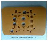 HochgeschwindigkeitsEdelstahl-Prototyp CNC-Metallmaschinell bearbeitenschmieden-Teile
