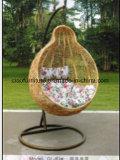 H silla de mimbre de Hangang de la venta caliente para los muebles al aire libre del jardín