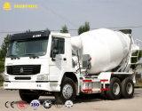 HOWOの具体的な区分の手段6X4の具体的なミキサーのトラック