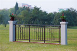 Balcon en acier galvanisé décoratif de haute qualité 11 de clôture d'alliage de Haohan Alluminum