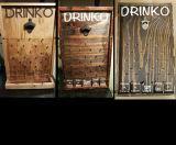 Custom Drinko Plinko Abridor De Garrafas De Jogo De Minghou