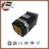 High Torque Hybrid NEMA24 60 * 60mm Stepper Motor para impressora 3D
