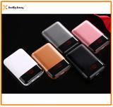 Batería móvil portable rápida 10000mAh de la potencia del cargador 2.1A del USB del mejor precio