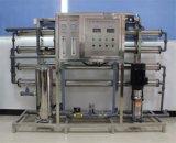 2000 l/h kommerziellealkalische Doppel-Überschreiten umgekehrte Osmose-Wasser-Maschinerie