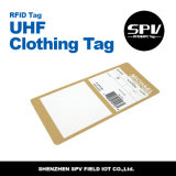 Tag ISO18000 6c da freqüência ultraelevada RFID da segurança do fato
