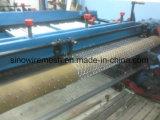 Шестиугольное окунутое плетение провода с горячим гальванизировано после соткать