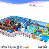 Speelplaats van het Speelgoed van de Kinderen van de Apparatuur van het Restaurant van Vasia de Grote Grappige