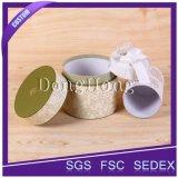贅沢なデザイン管のボール紙のギフトの花の包装ボックス