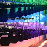 iluminación principal móvil grande del disco del zoom LED del ojo de la abeja del ojo 19*15W de China