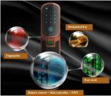 Bloqueo de puerta elegante de la automatización casera del control del RF Digital APP