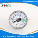 Pneumatisches Luftdruck-Anzeigeinstrument 1MPa/10kg/Cm2 mit doppelter Schuppe