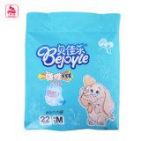 Pañal saludable absorbente estupendo impreso de alto nivel del bebé del algodón
