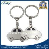 Metal Keychain de la alta calidad para la aduana